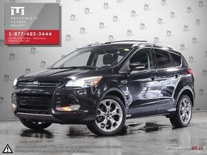 2013 Ford Escape Titanium EcoBoost Four-wheel Drive (4WD)
