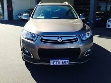 2014 Holden Captiva CG MY14 7 LTZ (AWD) Bronze 6 Speed Automatic Wagon Beckenham Gosnells Area Preview