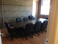 ***** BEAUTIFUL FURNISHED COMMERCIAL OFFICE SPACE FOR RENT *****