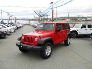 2017 JEEP WRANGLER Sport (WAS $43,480 NOW $38,990)