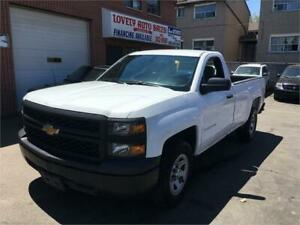 2015 Chevrolet Silverado 1500 LS, 8 FT LONG BOX SOLD! SOLD! SOLD