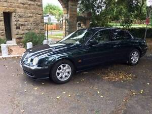 2000 Jaguar S Type Sedan Nowra Nowra-Bomaderry Preview
