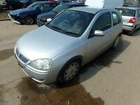 Breaking corsa c 2005 most parts availble ring 07594145438