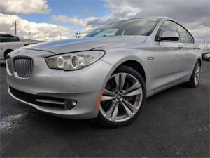 2010 BMW 550 GT**GPS**HEADS UP DISPLAY**