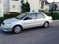 2003 Mitsubishi Lancer Reliable And Cheap On Gas