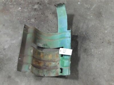 John Deere 5020 Diesel Tractor Fuel Tank Mounting Shield Strap Bracket Tag 490