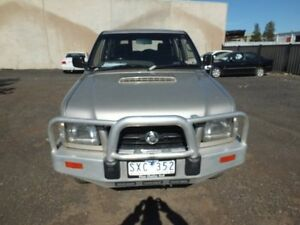 2000 Holden Jackaroo U8 SE LWB (4x4) Silver 5 Speed Manual 4x4 Wagon Point Cook Wyndham Area Preview