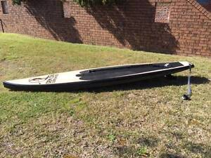 NEW DEMON SUP 12'6 RACEBOARD / DOWNWINDER Woonona Wollongong Area Preview