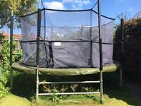Superbouncer 14ft trampoline