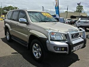2003 Toyota Landcruiser Prado GXL Beige Auto Active Select Wagon Wacol Brisbane South West Preview