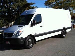 2011 MERCEDES BENZ SPRINTER 3500 EXTENDED 3.0L DIESEL |HIGH TOP