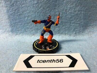 DC Heroclix Cosmic Justice 073 Deathstroke Rookie