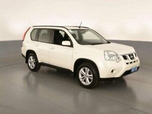 2012 Nissan X-Trail T31 Series 5 ST (FWD) Ivory Pearl Continuous Variable Wagon