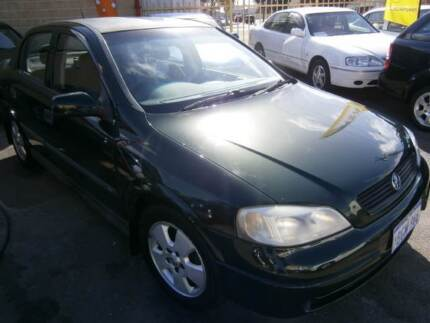 2003 Holden Automatic Astra Sedan***FREE 12 MONTHS WARRANTY*** Bayswater Bayswater Area Preview