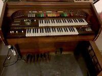 Church Organ - not working