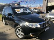 2008 Subaru Forester MY09 XS Premium Black 4 Speed Auto Elec Sportshift Wagon Brooklyn Brimbank Area Preview