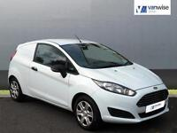 2013 Ford Fiesta BASE TDCI Diesel white Manual