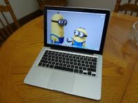 "Very Nice 13"" MacBook Pro in Mint Condition"