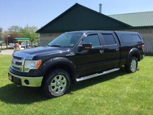 2014 Ford F-150 $36995 super low kms