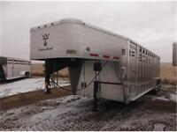 HORSE AND STOCK TRAILERS IN AT BETTER USD EXCHANGE!!