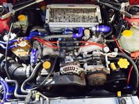 Looking for wrx engine