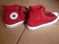 Converse Rouges All Star Chuck Taylor