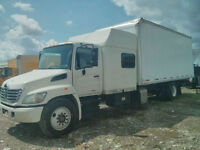 TRUCK LEAVING FOR BC AND ONTARIO FOR MONTH END FLAT RATES