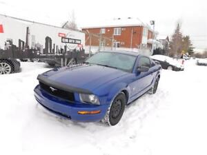 FORD MUSTANG 2005 V6 4.0L (AUTOMATIQUE)
