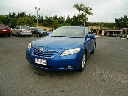 2008 Toyota Camry ACV40R Altise Blue 5 Speed Automatic Sedan Dutton Park Brisbane South West Preview