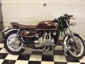 SOLD!!! 1979 Honda Gold Wing Custom Cafe