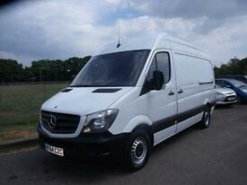 MERCEDES SPRINTER 313 CDI MWB White Manual Diesel, 2015