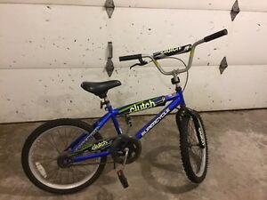 Boys bike - Supercycle 32 inch frame