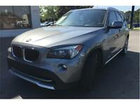 2012 BMW X1 28i-FULL-AUTO-MAGS-CUIR-TOIT-NAVIGATION