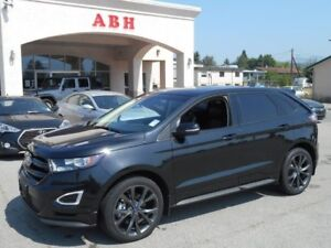 2015 FORD EDGE - 4 Door Station Wagon SPORT 2.7 ECOBOOST