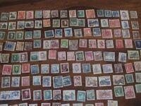 Cekoslovenka stamps