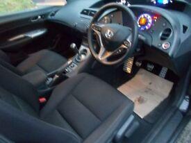 HONDA CIVIC 1.8 I-VTEC ES 5d 138 BHP (black) 2011