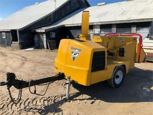 2005 Vermeer BC1000XL Wood And Brush Chipper