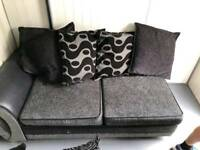 Left side corner sofa