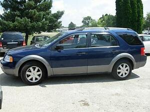 2005 Ford FreeStyle/Taurus X Limited SUV, Crossover