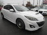 2010 Mazda speed3, navi, heated seats, mint! certified! City of Toronto Toronto (GTA) Preview