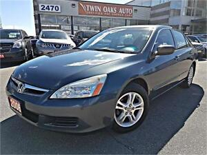 2006 Honda Accord Sdn EX-L LEATHER- SUNROOF -CERTIFIED