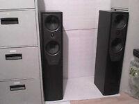 150W Mission M74i Stereo Speakers - Heathrow