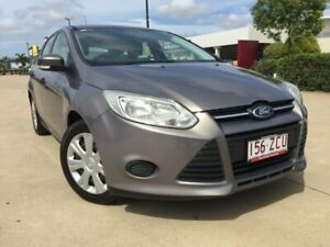 2011 Ford Focus LV Mk II CL Grey 4 Speed Sports Automatic Hatchback Garbutt Townsville City Preview