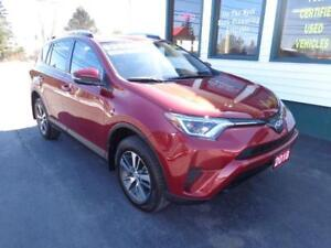2018 Toyota RAV4 LE AWD for only $237 bi-weekly all in! 8360kms!