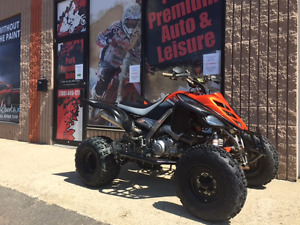 2007 Yamaha Raptor 700R Special Edition for only $59 bi-weekly!!