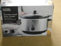 3L Stainless Steel Slow Cooker