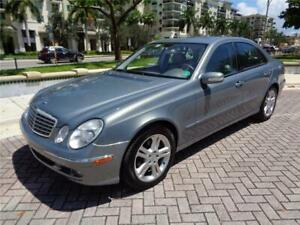 Luxurious Mercedes  E350 with Ultra LOW Kms.