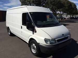 2002 Ford Transit VH Mid (LWB) 5 Speed Manual Van Clarence Gardens Mitcham Area Preview