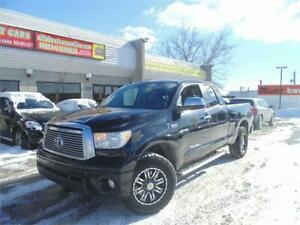 """2010 TOYOTA TUNDRA 5.7L V8 LIMITED 4WD DOUBLE CAB 146"""""""