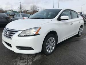 2014 Nissan Sentra *59,000KM* AUTOMATIQUE A/C CRUISE BLUETOOTH
